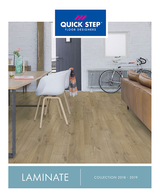 Brochure Quick-Step laminaat