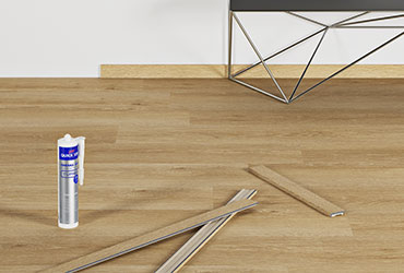 Aggiungi il tocco finale perfetto al tuo pavimento in vinile