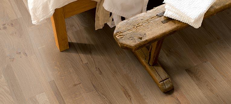 ¿Un suelo de parquet aceitado o barnizado?
