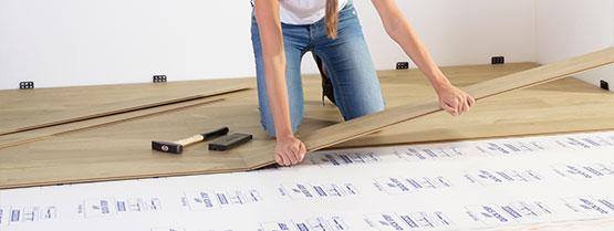Installing Your Laminate Floor Quick Step Co Uk