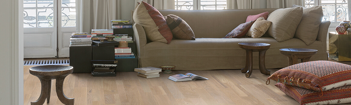 How to choose the ideal living room floor | Quick-Step.co.uk