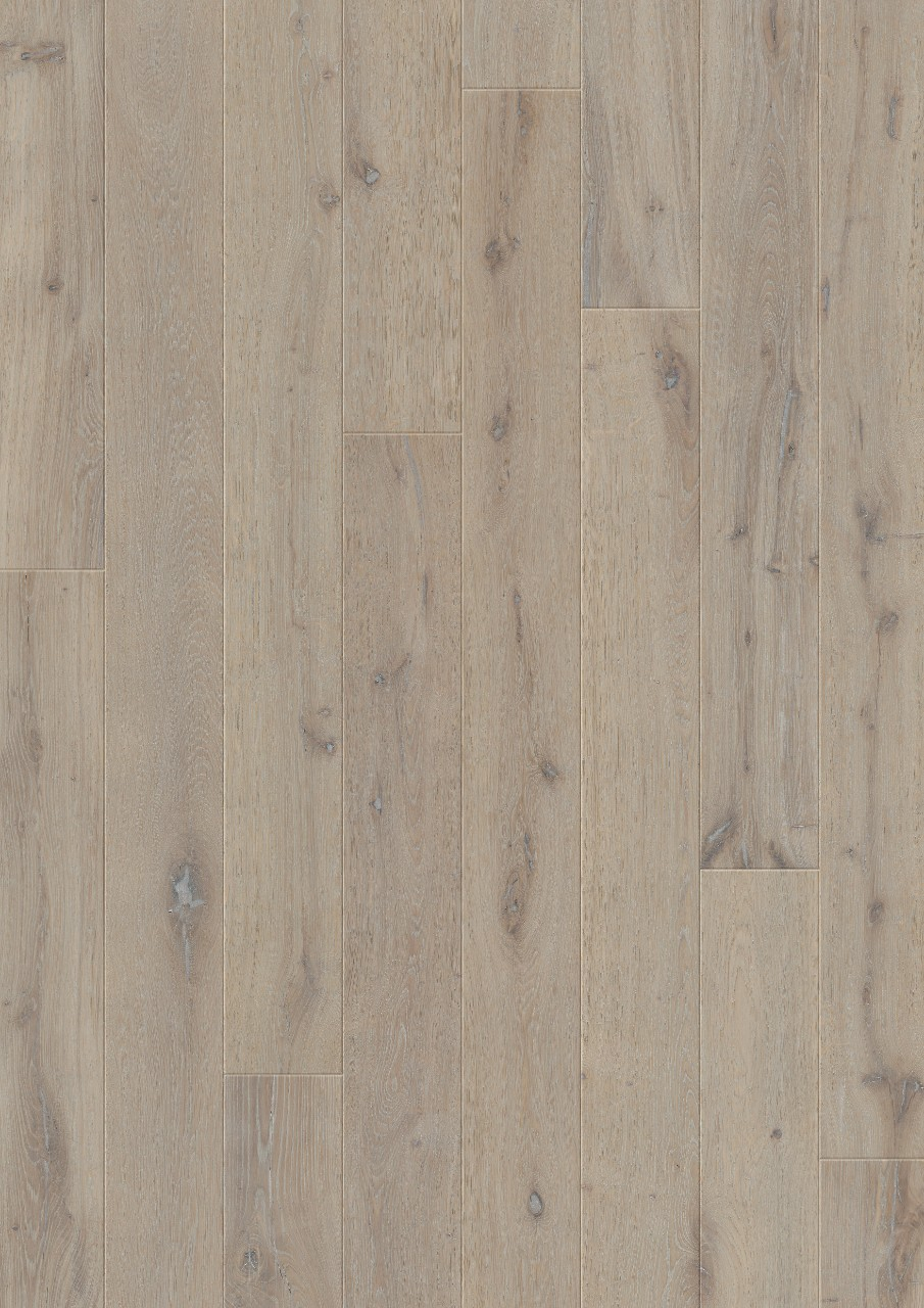 Light grey Compact Parquet Dusk oak oiled COM3899