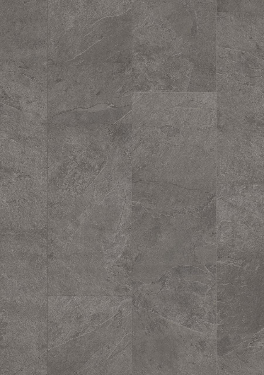 Dark Grey Ambient Click Vinyl Slate AMCL40034