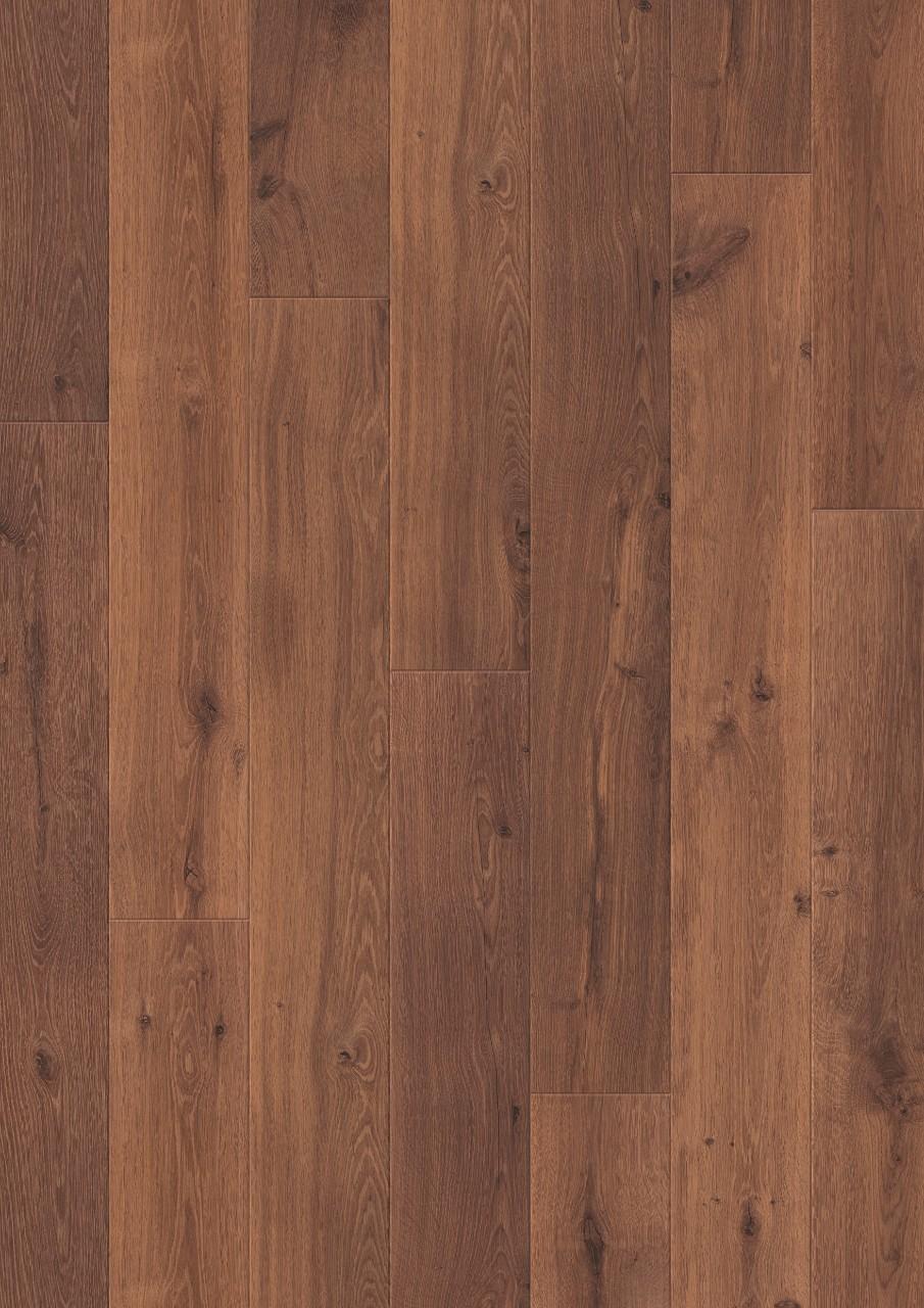 Tmavě hnědá Perspective Laminát Výběrová dubová tmavě lakovaná UF1001