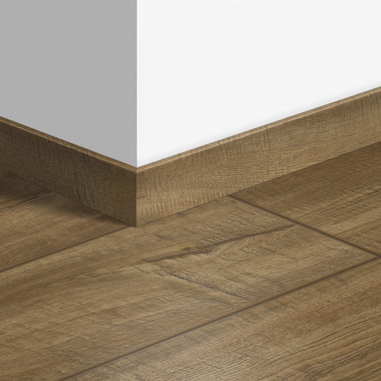 QSSK Laminate Accessories Scraped oak grey brown QSSK01850