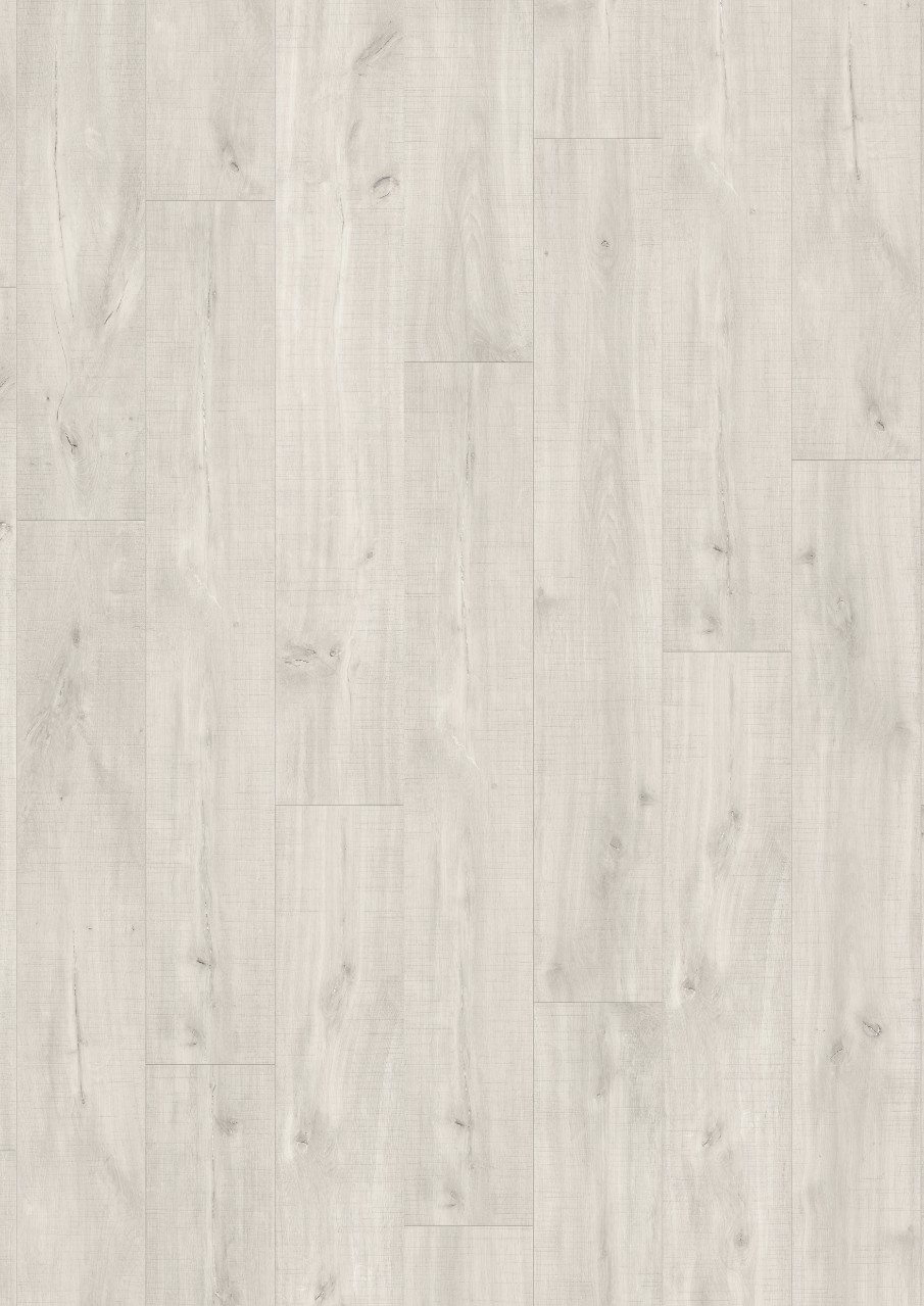 Light grey Balance Rigid Click Vinyl Canyon oak light with saw cuts RBACL40128