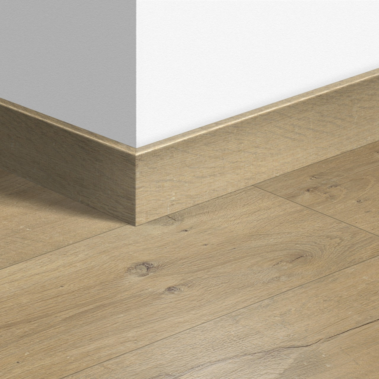 QSPSKR Laminate Accessories Soft oak medium QSPSKR01856