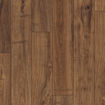 Dark brown Largo Laminate Recycled Hardwood LPU1998