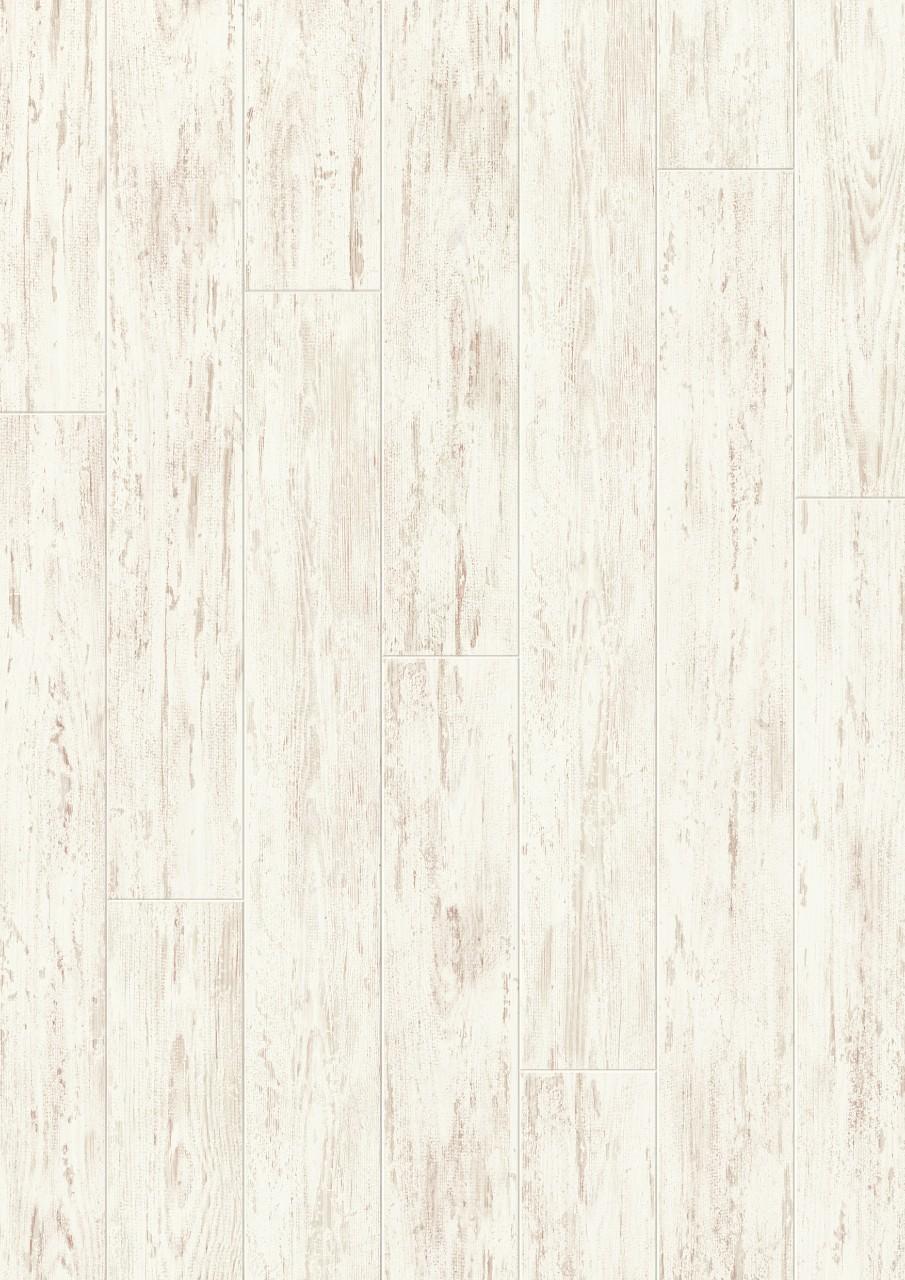 Bílá Perspective Laminát Bílá broušená borovicová UF1235