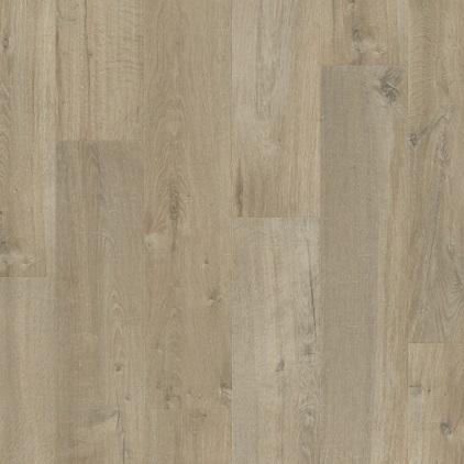 Beige Impressive Laminate Soft oak light brown IM3557