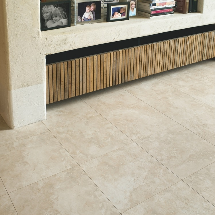 Beige Exquisa Sol stratifié Travertin Tivoli EXQ1556