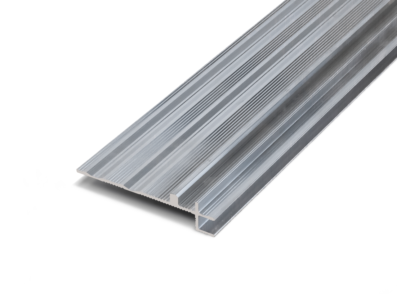 NEWINCPBASE Parquet Accessories Incizo Aluminium Subprofile For Stairs NEWINCPBASE2