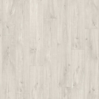 Light grey Balance Click Vinyl Canyon oak light with saw cuts BACL40128