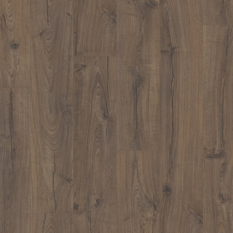 Dark brown Impressive Ultra Laminate Classic oak brown IMU1849