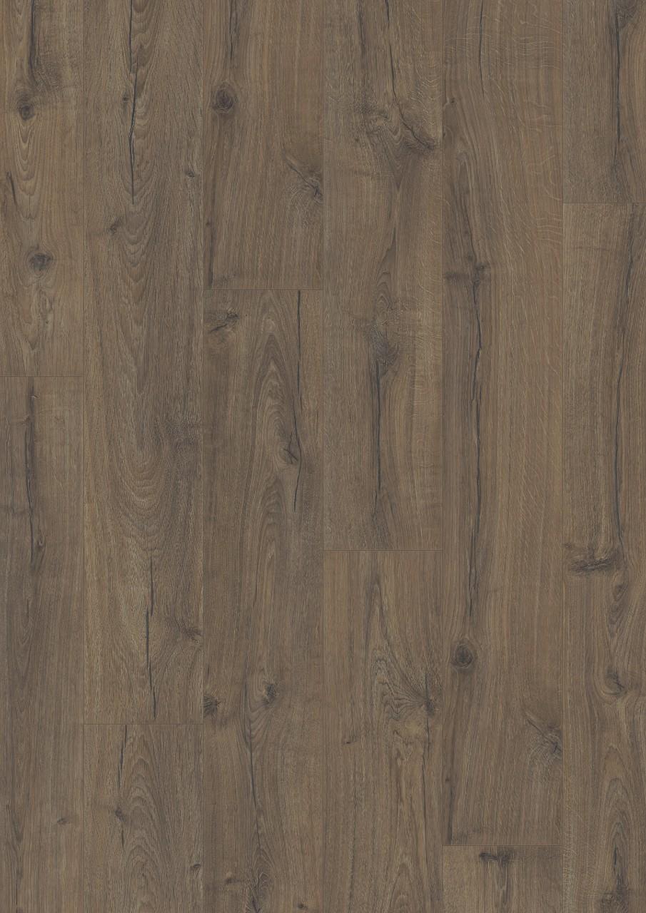Темно-коричневый Impressive Ultra Ламинат Дуб коричневый IMU1849