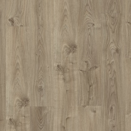 Dark grey Balance Click Vinyl Cottage oak brown grey BACL40026