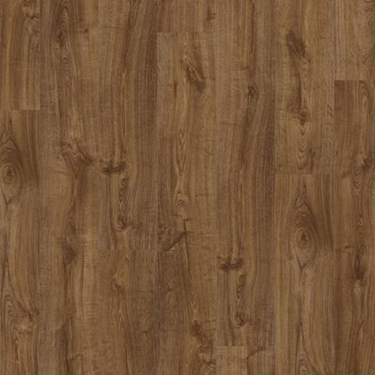 Dark brown Pulse Click Vinyl Autumn oak brown PUCL40090