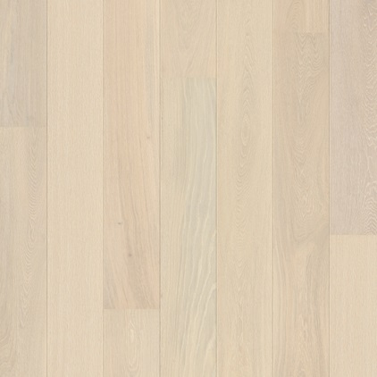 White Palazzo Parquet Snow white oak extra matt PAL3884SU