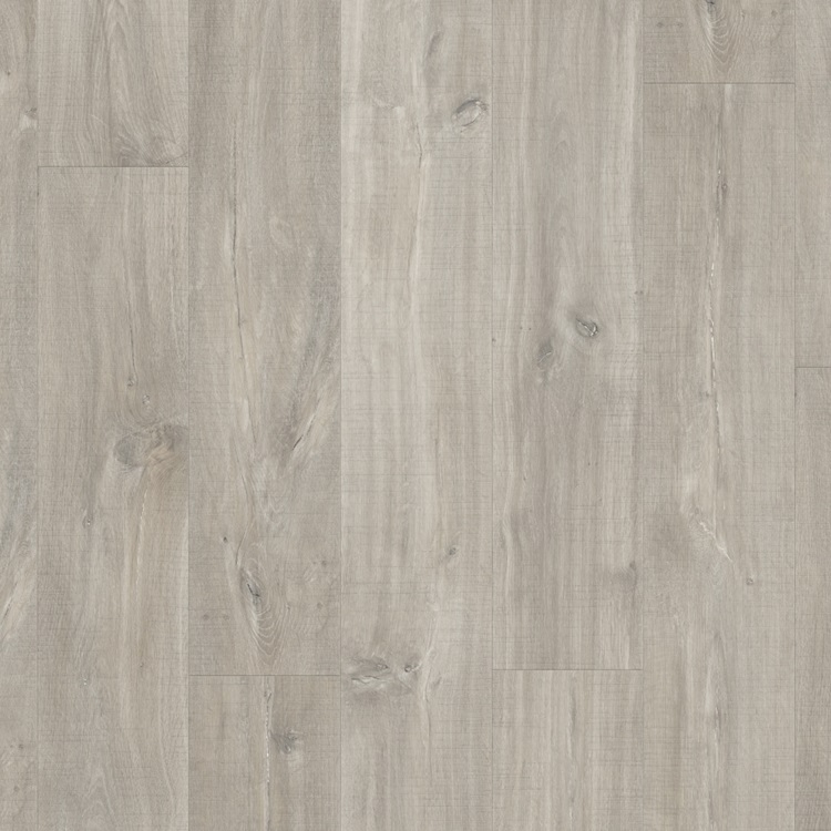 Light grey Balance Click Vinyl Canyon oak grey with saw cuts BACL40030
