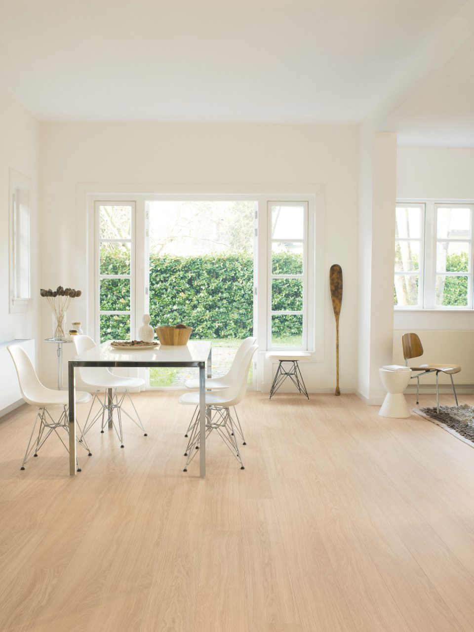 Beige Perspective Wide Laminat Oak white oiled ULW1538