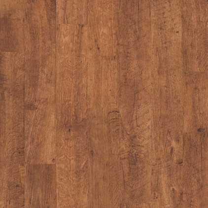 Dark brown Eligna Laminate Antique oak U861