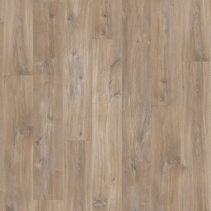 Dark brown Balance Click Vinyl Canyon oak brown BACL40127
