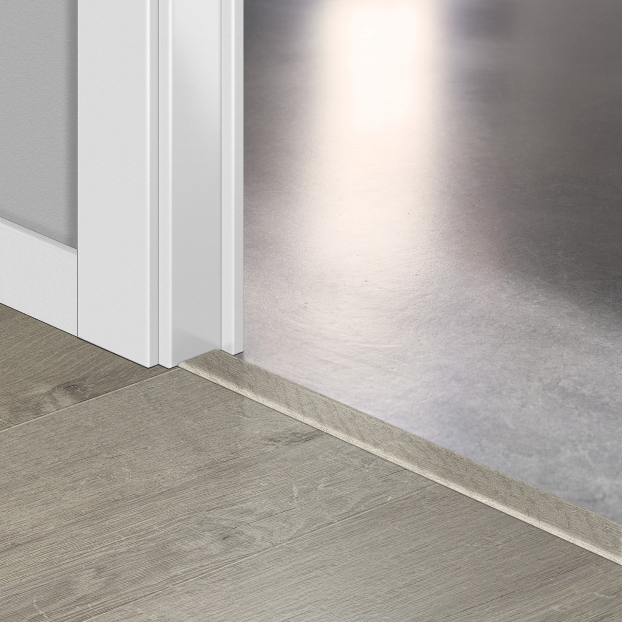QSINCP Laminate Accessories Soft oak grey QSINCP03558