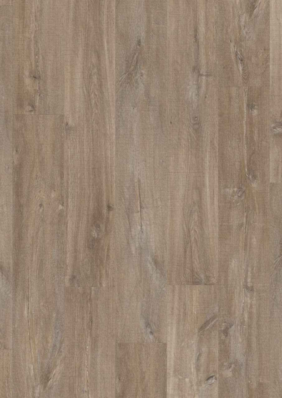 Bagp40059 canyon oak dark brown with saw cuts for Quick step flooring ireland
