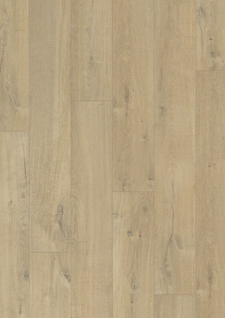 Beige Impressive Laminate Soft oak medium IM1856