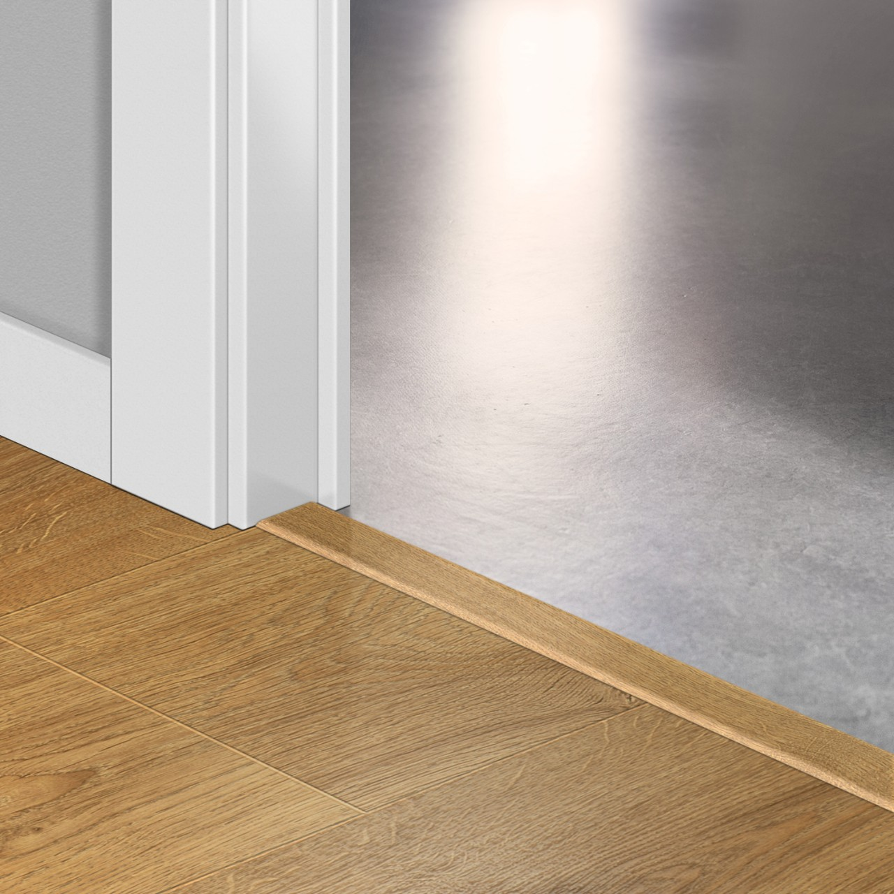 QSINCP Laminate Accessories Cambridge oak natural QSINCP01662
