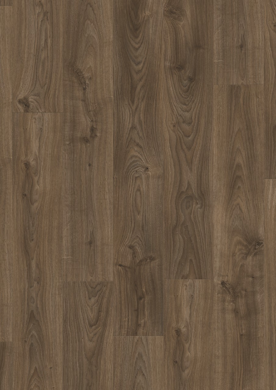 Dark brown Balance Rigid Click Vinyl Cottage oak dark brown RBACL40027