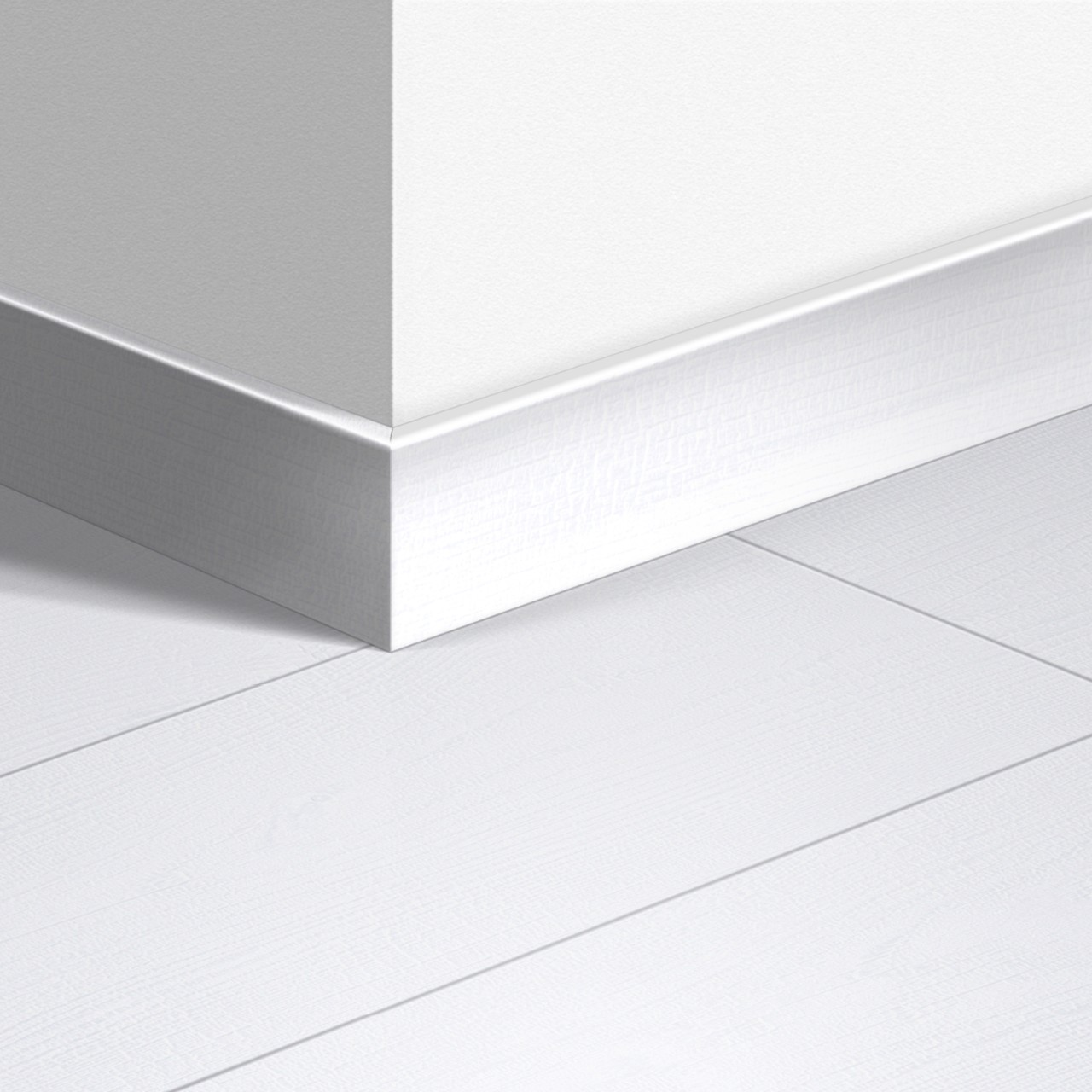 QSPSKR Laminate Accessories White planks QSPSKR01859