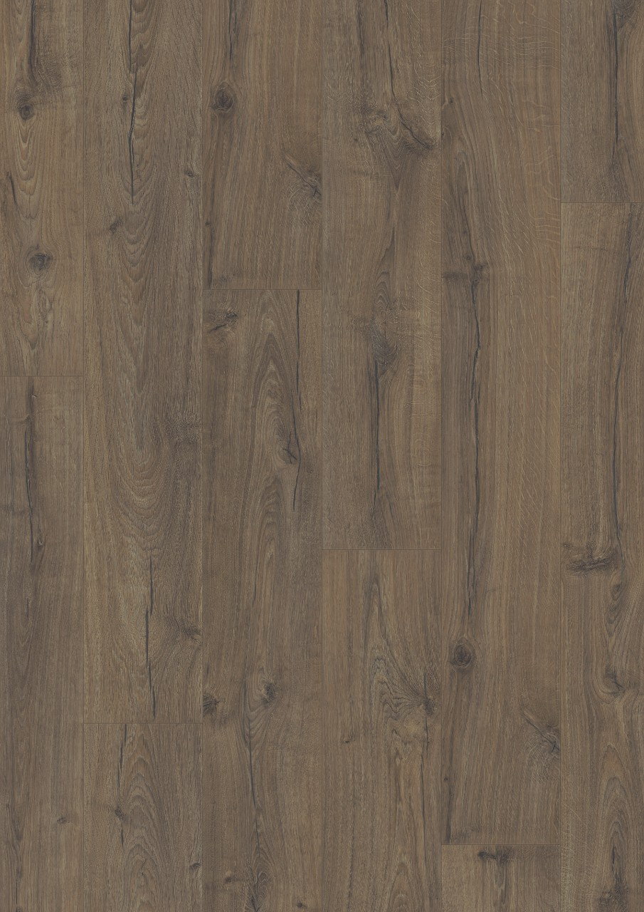 Dark brown Impressive Laminate Classic oak brown IM1849