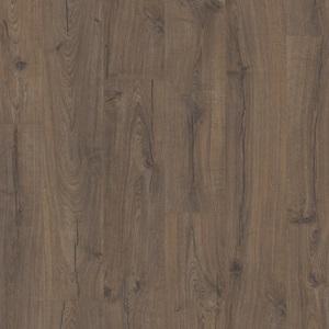 Темно-коричневый Impressive Ламинат Дуб коричневый IM1849
