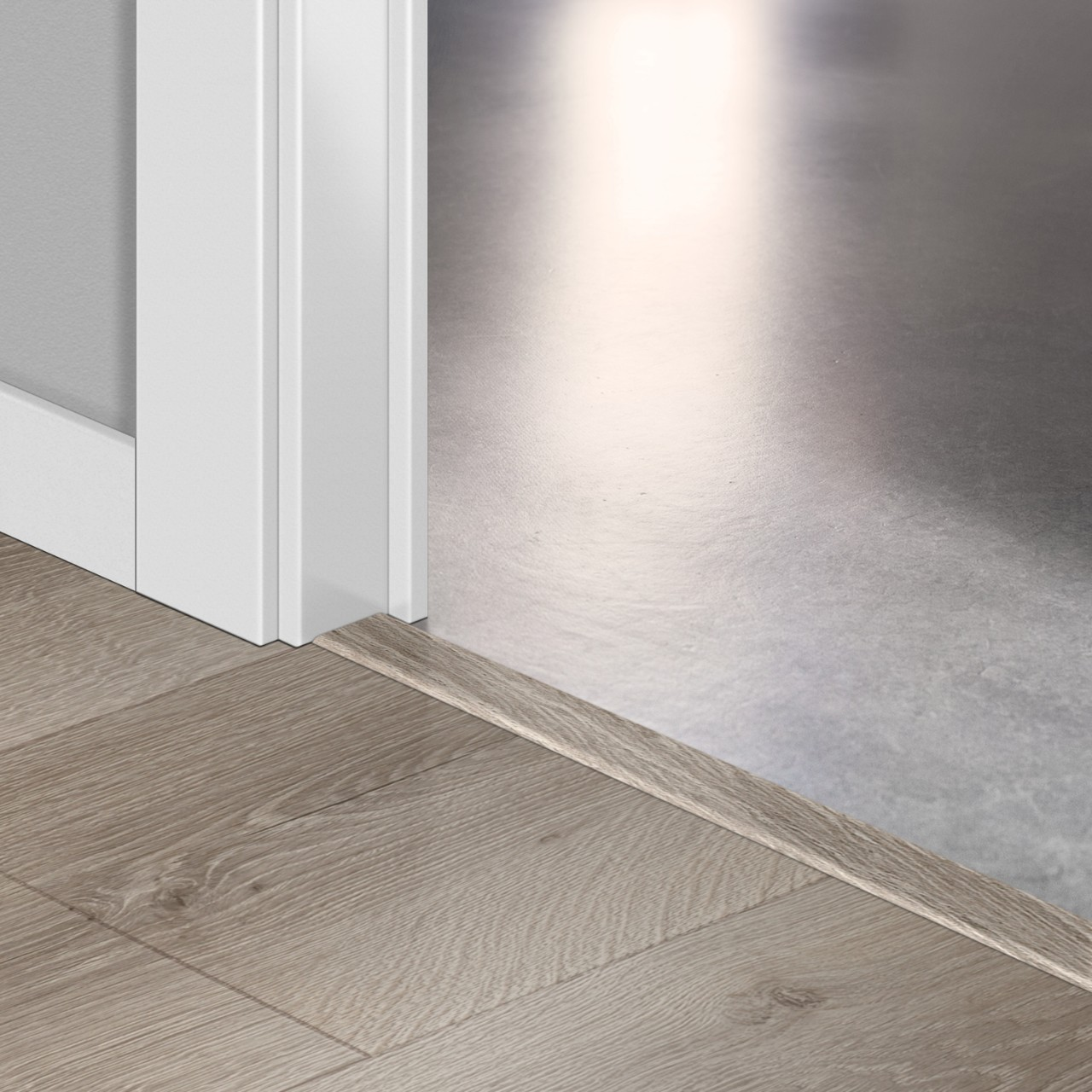QSINCP Laminate Accessories Desert Oak Brushed Grey QSINCP03552