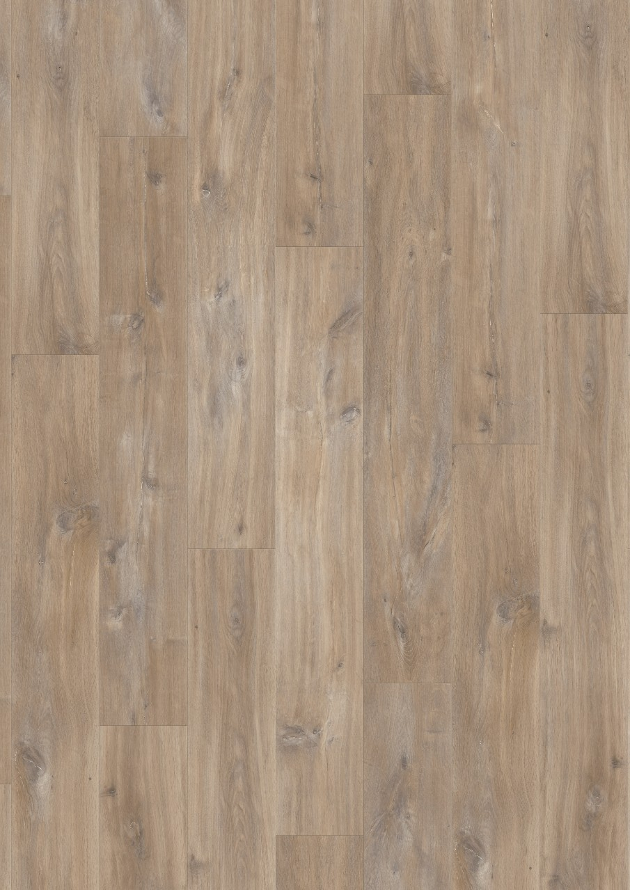 Dark brown Balance Click Plus Vinyl Canyon oak brown BACP40127