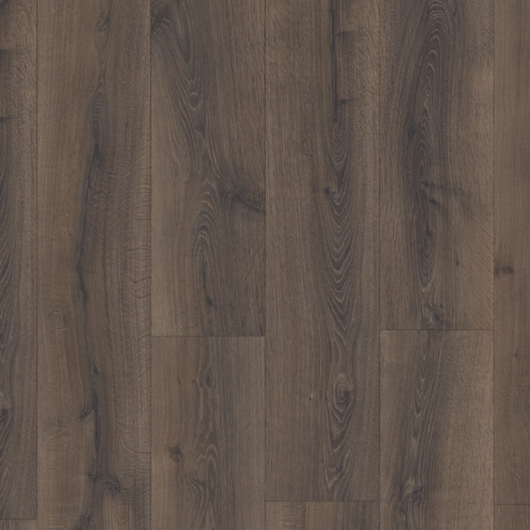 Dark brown Majestic Laminate Desert Oak Brushed Dark Brown MJ3553