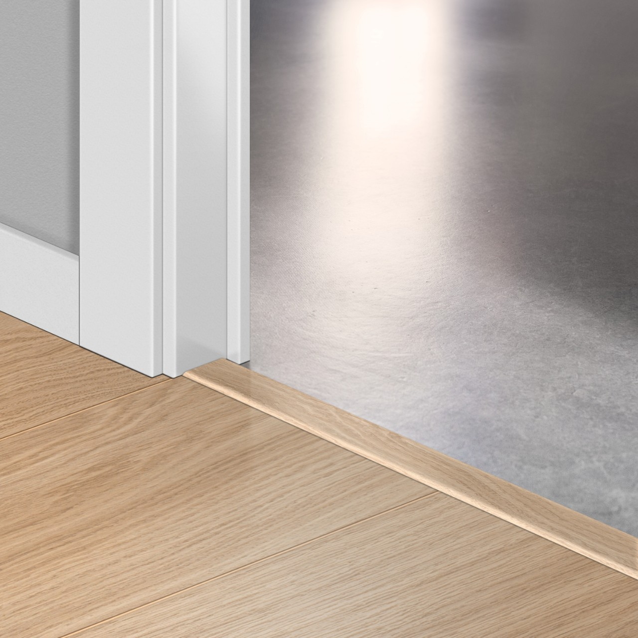 QSINCP Laminate Accessories Oak white oiled QSINCP01538
