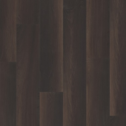 Black Eligna Wide Laminate Fumed oak dark UW1540