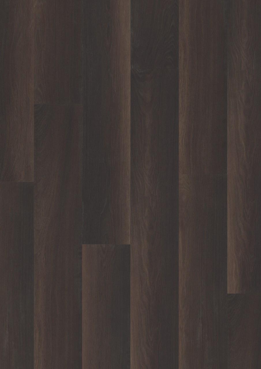 Černá Eligna Wide Laminát Dub kouřový tmavý UW1540