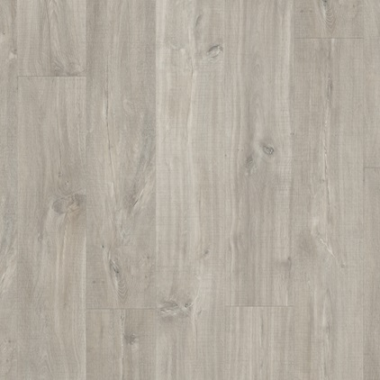 Light grey Balance Glue Plus Vinyl Canyon oak grey with sawcuts BAGP40030