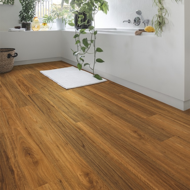 Dark brown Impressive Ultra Laminate Spotted gum IMU3804