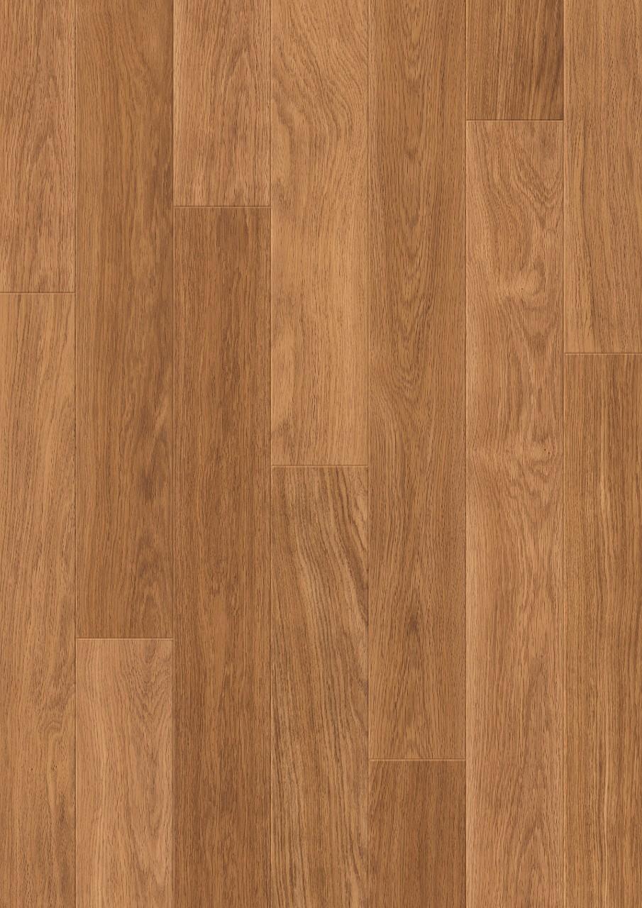 Přírodní Perspective Laminát Tmavá lakovaná dubová UF918