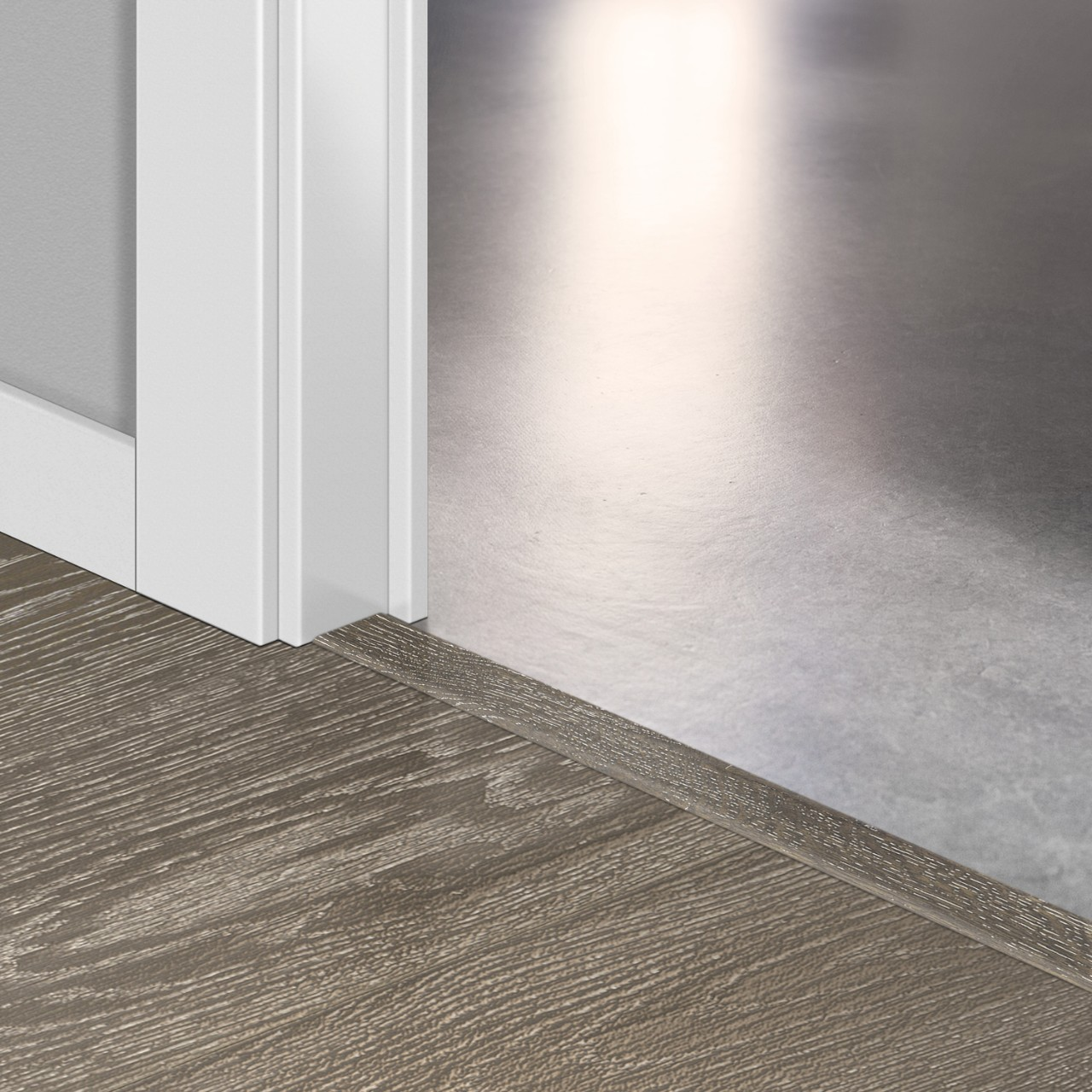 QSWINCP Parquet Accessories Incizo Profile (matching colour) QSWINCP01346