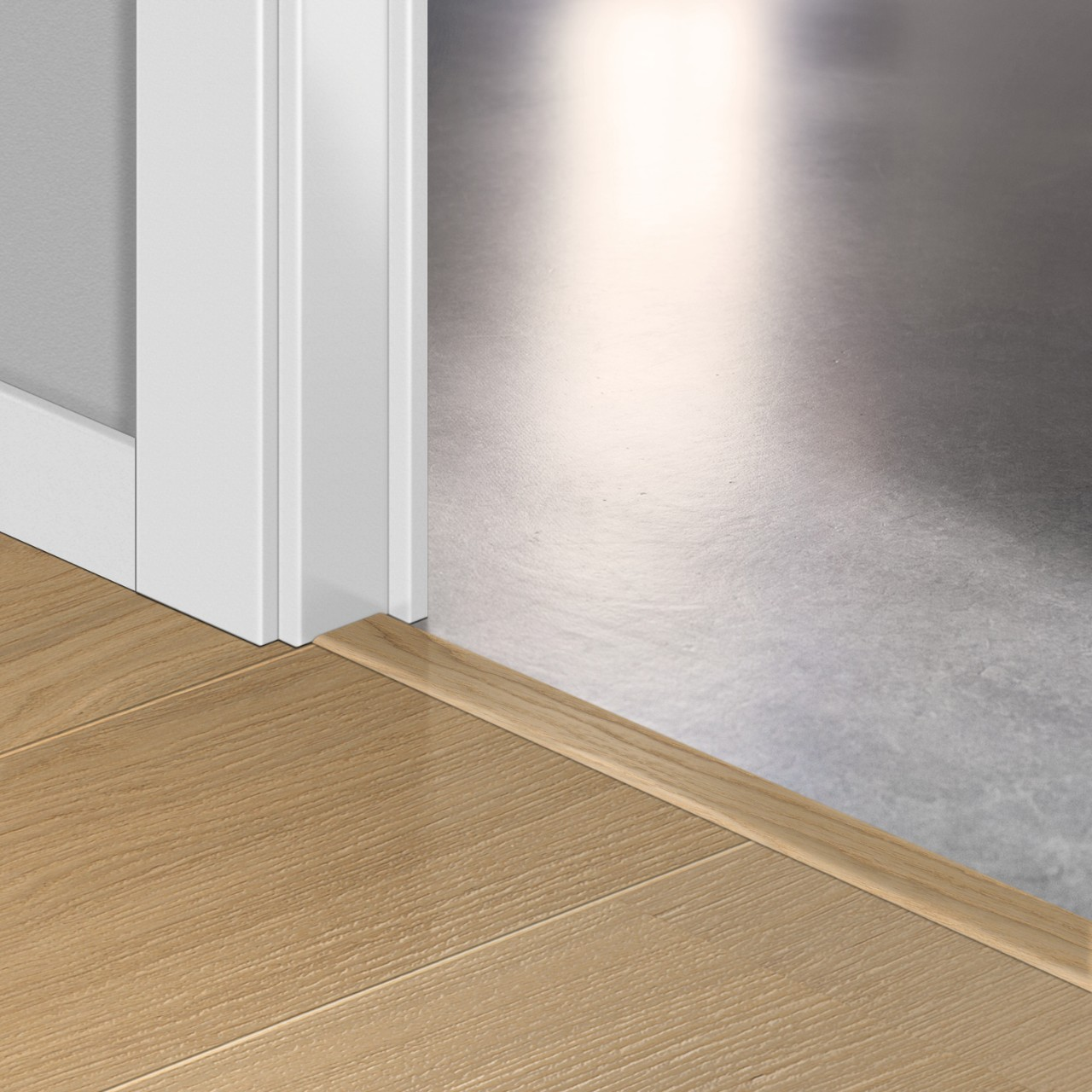 QSWINCP Parquet Accessories Incizo Profile (matching colour) QSWINCP01341