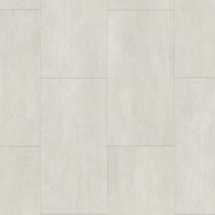Light grey Ambient Click Vinyl Light concrete AMCL40049