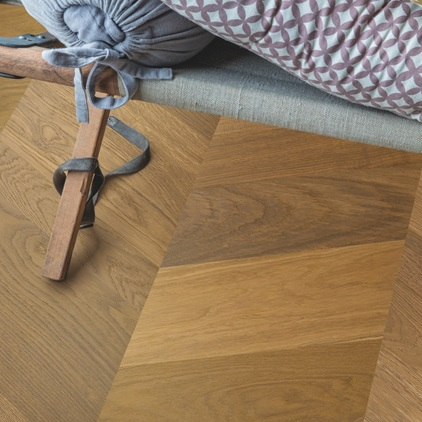Dark brown Intenso Parquet Traditional oak oiled INT3902