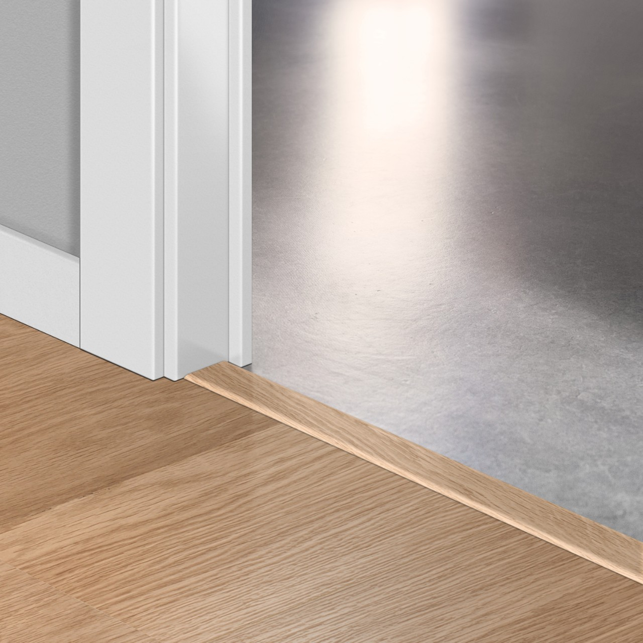 QSINCP Laminate Accessories White varnished oak QSINCP00915