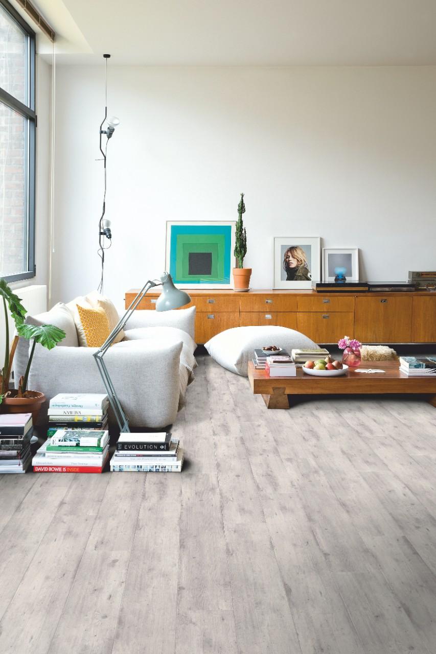 IM1861 | Cemento grigio chiaro | Bellissimi pavimenti in laminato ...