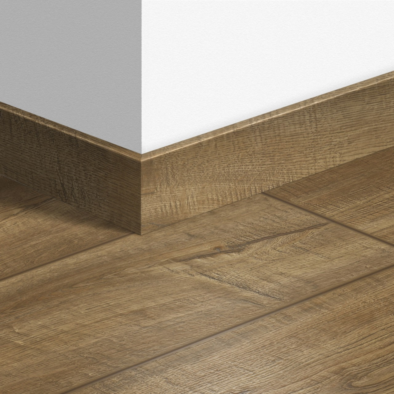 QSPSKR Laminate Accessories Scraped oak grey brown QSPSKR01850